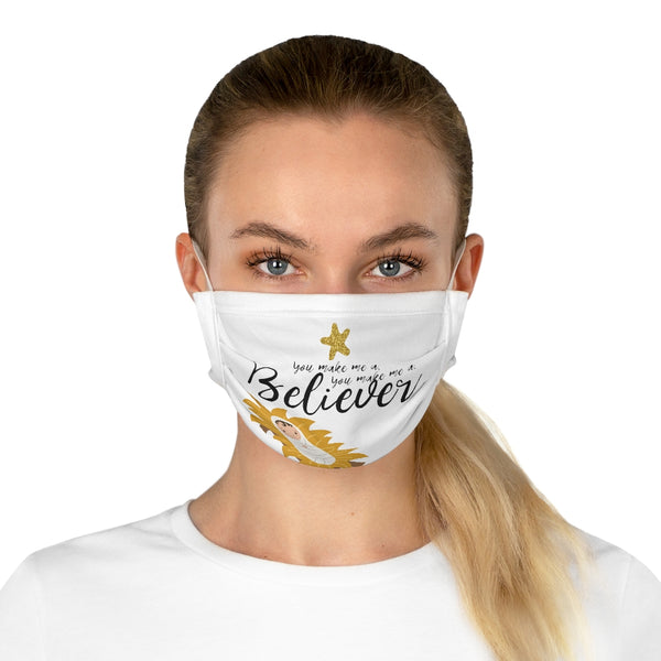 Believer Cotton Face Mask