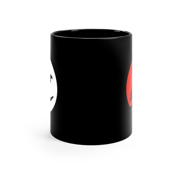 Voltage Black mug 11oz