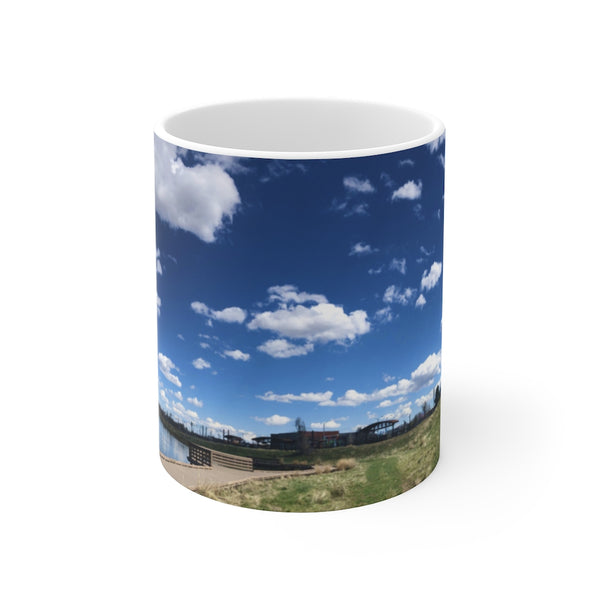 Sand Creek Ceramic Mug