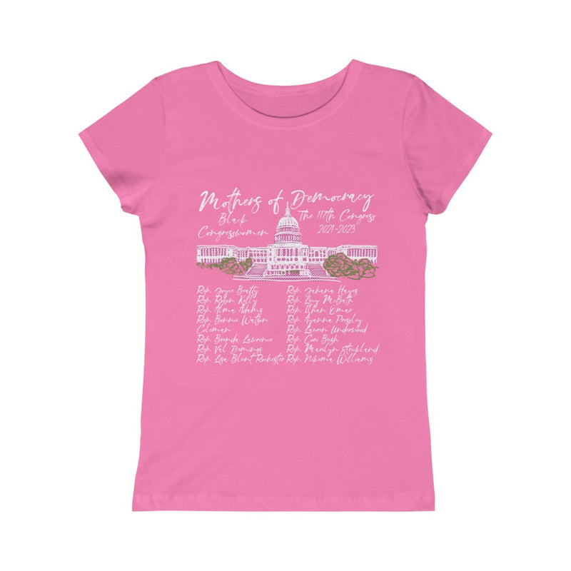 Mothers of Democracy 117th Congress Black Congresswomen Kids Tee | Just Abi Kids Collection