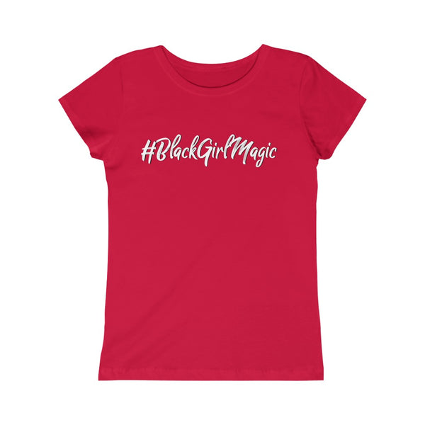 Black Girl Magic Kids Tee | Just Abi Kids Collection