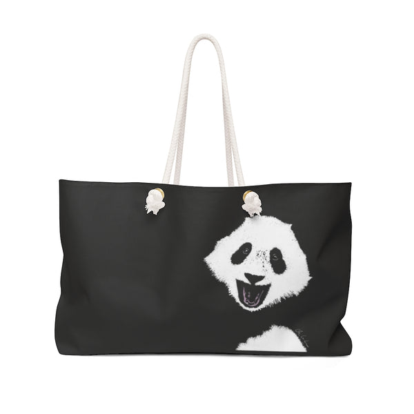 Panda Weekender Bag | Abi C Designs