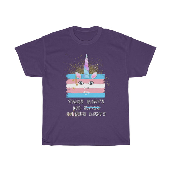 Unicorn Rights Unisex T-shirt | Just Abi Collection