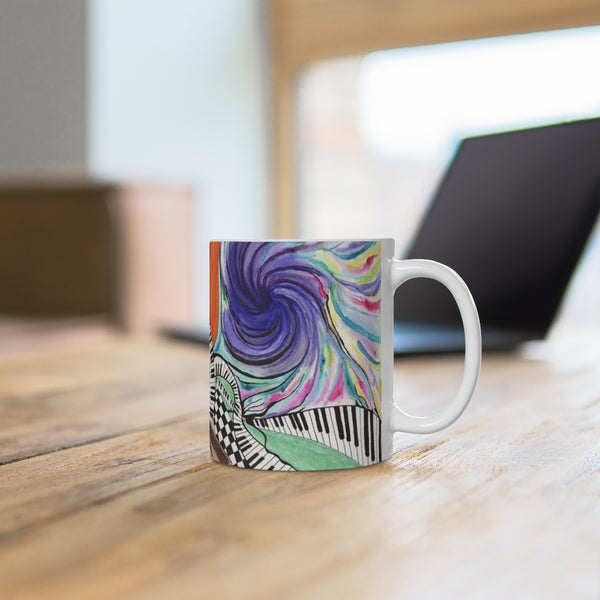 Mary Manrod Ceramic Mug