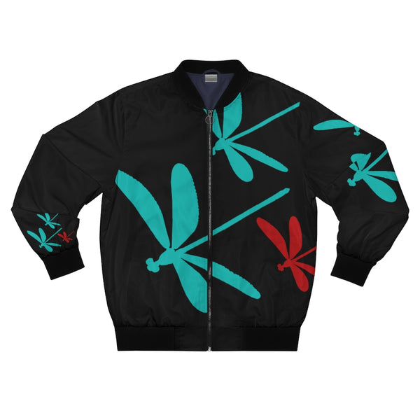Dragonfly Bomber Jacket | Abi C Designs