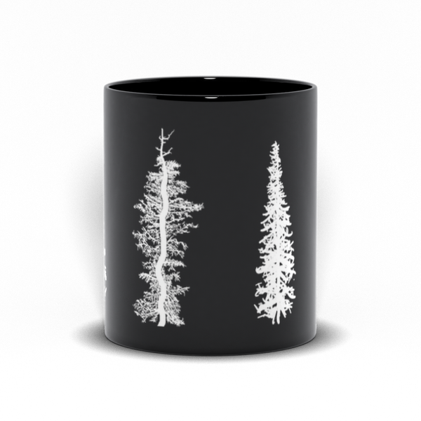 Unique Is Beautiful Tree Mug | Just Abi Housewares Collection