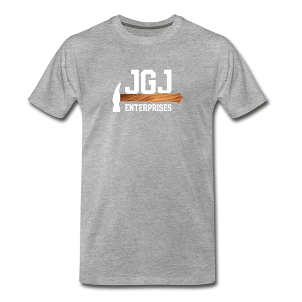 Special Order JGJ Men's Premium T-Shirt - heather gray