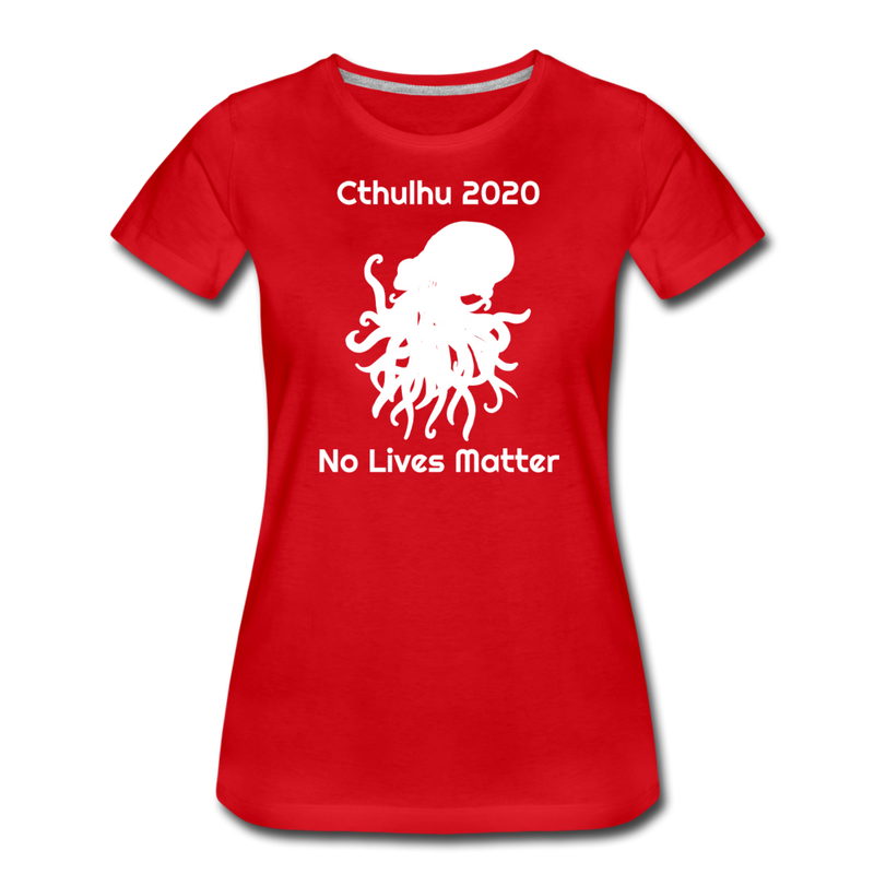 Chluthu 2020 Premium T-Shirt - red