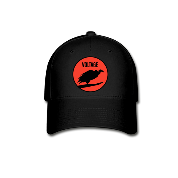 Voltage Baseball Cap - black