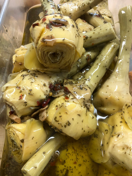 Artichokes with Stems (Pick-Up Only)