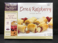 Fillo Factory Frozen Appetizers (Assorted)