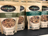 Back Roads Organic Granola