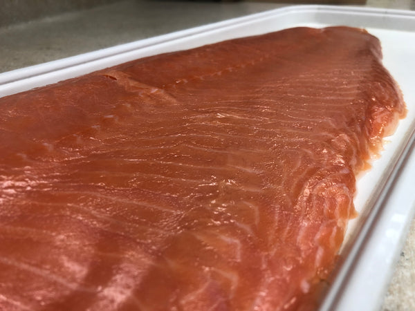Smoked Salmon (Pick-Up Only)