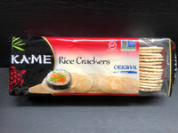 Kame Rice Crackers