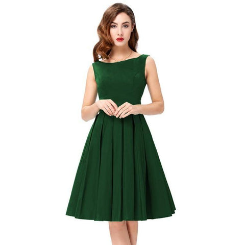 Audrey Reversion - Elegant Women Dress