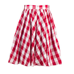 Yehaw Red - Women Skirt