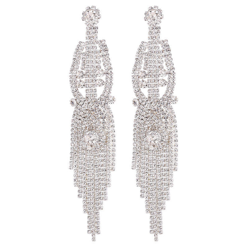 The Bling Chandelier - Women Earrings