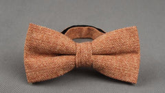 Winter Wool Bow Ties - Men Women