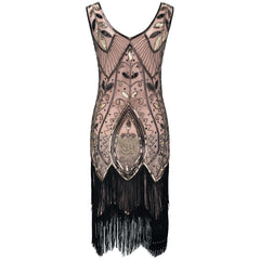 Angels Women Flapper Dress