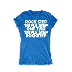 Rock Step Women Tee