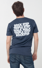 Rockstep Mantra Back Men Tee