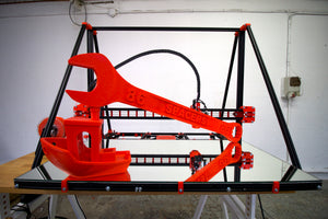 BIG 3D PRINTER MkIV FILES