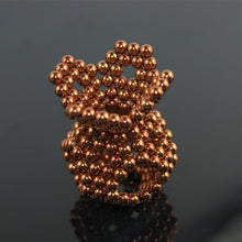 Load image into Gallery viewer, Original 5MM 216PCS Orange Buckyballs Magnetic Balls Puzzles Desktop Balls Toys