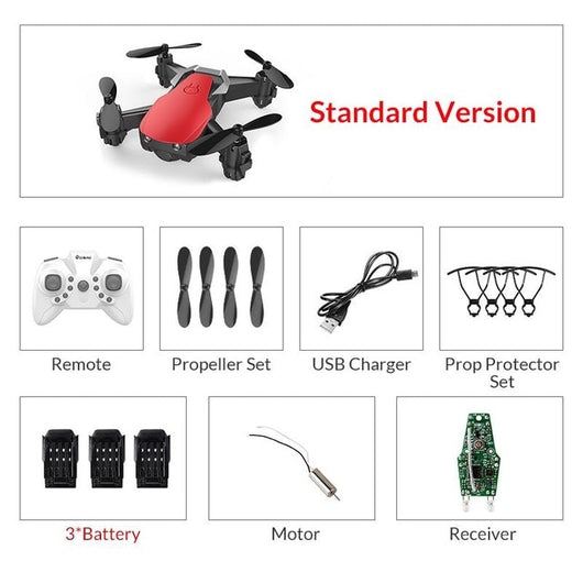 Eachine E61/E61HW RC Drone - Skyyology