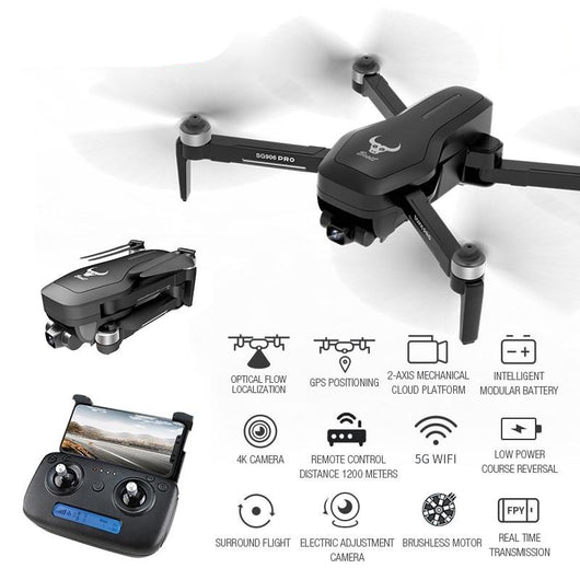 Profession GPS Drone - Skyyology