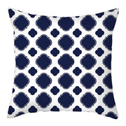 Geometric Pattern Pillow Cover
