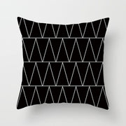 Geometric Art Cushion Cover
