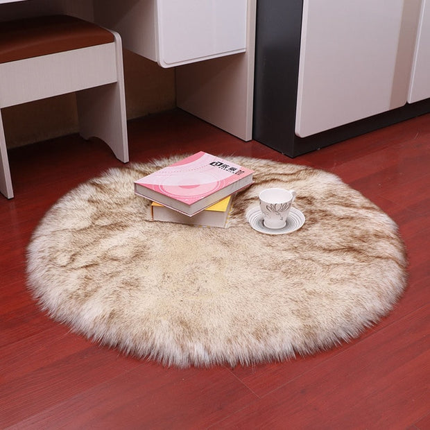 Luxury Soft Hairy Carpet