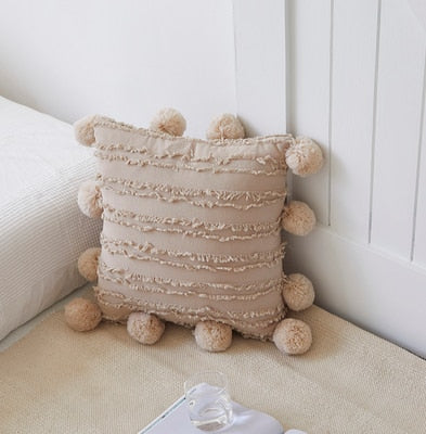 POM POM REVERIE PILLOW CASE