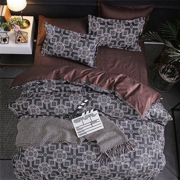 Classical Double Sided Bedding Set