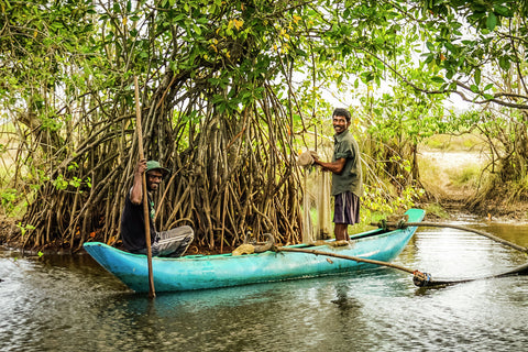 River fishermen | Sri Lanka