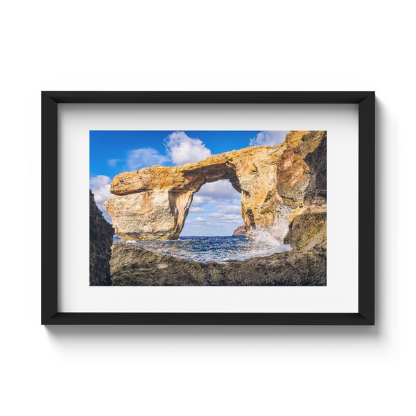 What it was azure window | Malta
