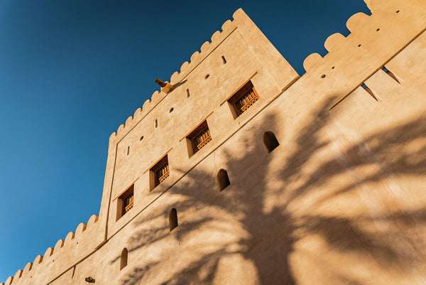 Sun & Shadow | Oman
