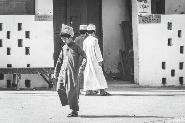 Youth | Oman