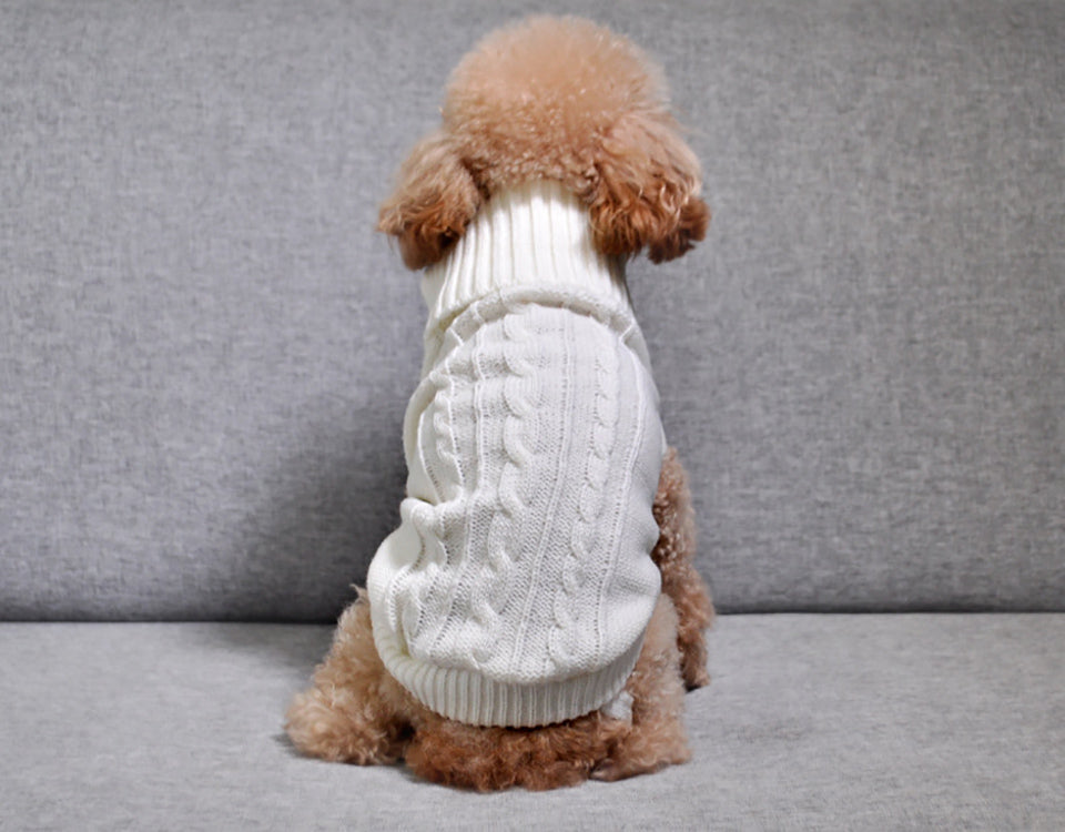 Pet  Warm  Sweater Cutie Pets