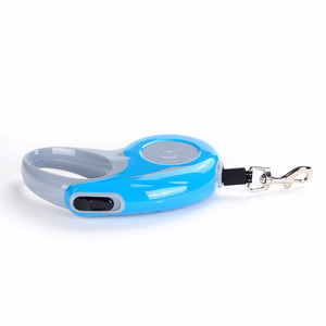 Nylon Retractable Dog Leash Cutie Pets