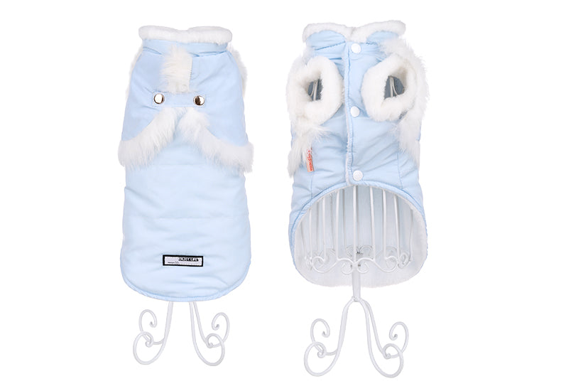Cat Dog Clothes Puppy Soft Clothing Winter Coat Cutie Pets