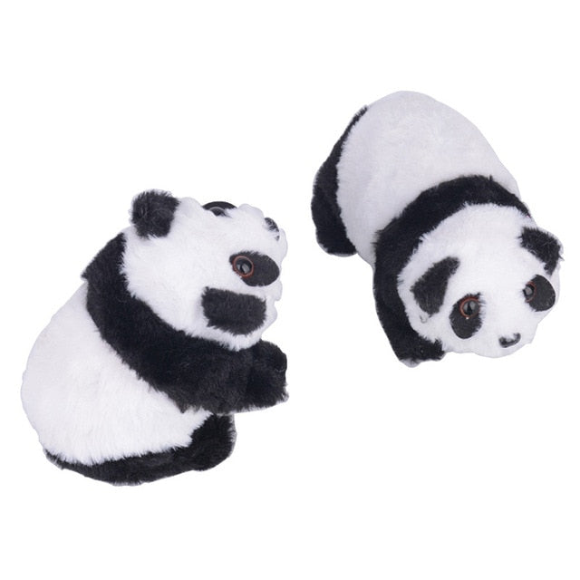 Adorable Electric Musical Animal Walking Panda  Furreal Pets Cutie Pets