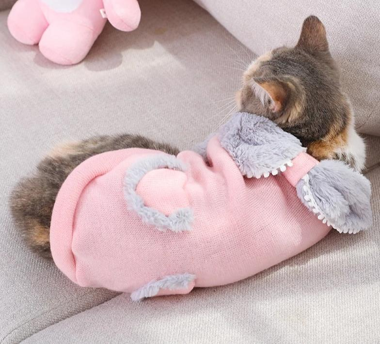 Warm Dog Cat Clothing Winter Pet Clothes Sweater Cutie Pets