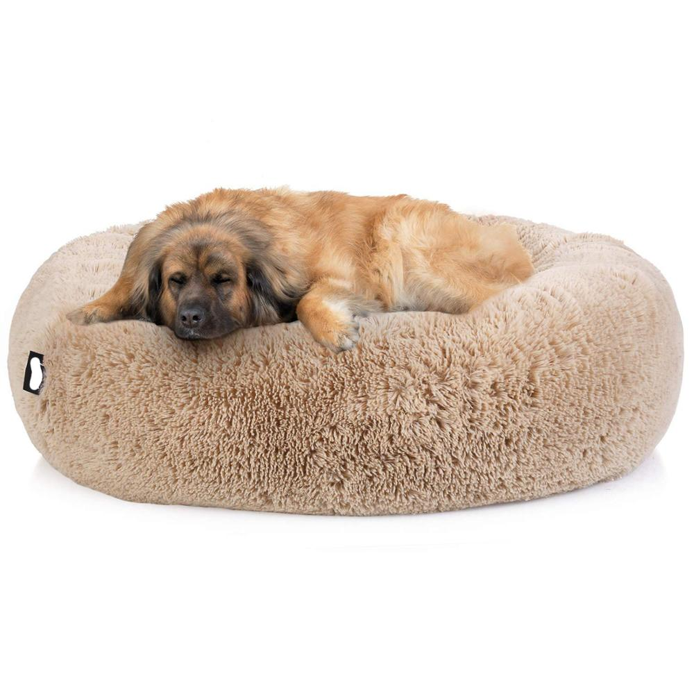 Long Plush Soft Pet Bed Cutie Pets