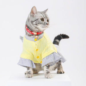 Dog Cat Skirts Pet Dress  Cutie Pets
