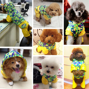 Pet Dog Cat Warm Winter Ski Clothing Clothes Cutie Pets