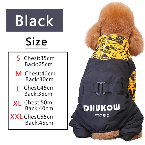 Dogs Pets Clothing Coat Jacket Cutie Pets