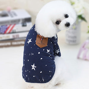 Dog Cotton Warm Clothes Cutie Pets