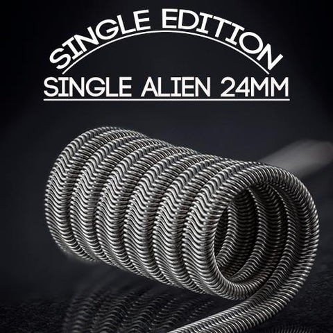 Charrocoils - Single Alien 24mm