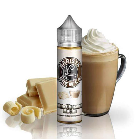 White Chocolate Mocha - El Vapor Vape Shop